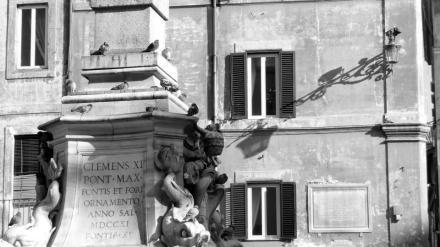 Divine Rome, entre ombre et lumière...